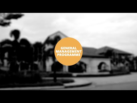 General Management Programme 2015, by BFM Business School