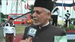 DM Digital Interviewed Ahmadiyya Imam Masjid London at Jalsa Salana UK 2010.mp4
