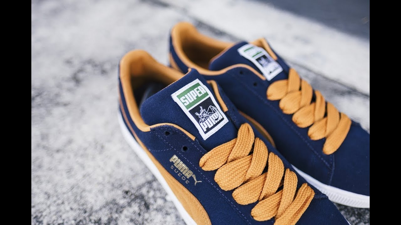 size 40 b6c79 9ecf2 Unboxing Review sneakers PUMA Suede Super Puma 36574804
