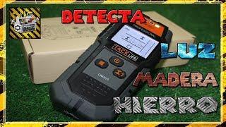 detector de metales tack life