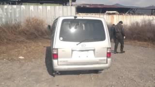 Видео-тест автомобиля Mazda Bongo (серебро, Sk82v-100757, 1999)