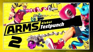 ARMS GLOBAL TESTPUNCH - 03.06.17 14 Uhr Slot - Pro Controller