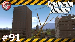 Construction Simulator 2015 - # 91 Taniec żurawi