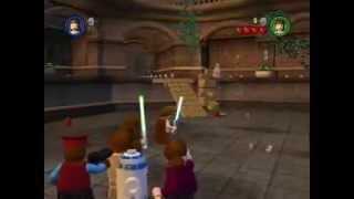 LEGO Star Wars: The Video Game Campaign Part 15 Segment 1