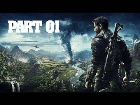 JUST CAUSE 4 RELOADED PART 1 - PROLOGUE (PC)  