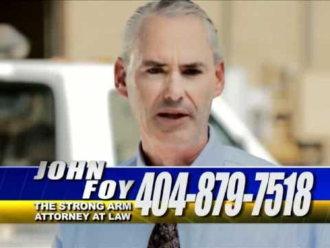 Atlanta Car Wreck Attorney John Foy