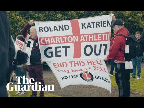 Charlton Athletic and the fight for the club's future – video
