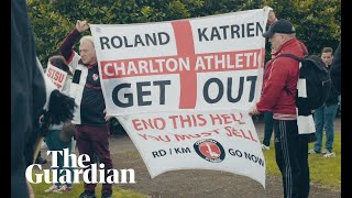 Charlton Athletic and the fight for the club