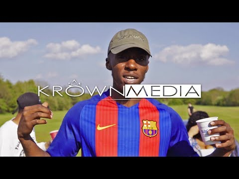 Trackz - Real Pain [Music Video] (4K) | KrownMedia
