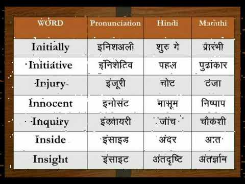 Download Dictionary Learn Words In English Hindi Amp Marathi MP3