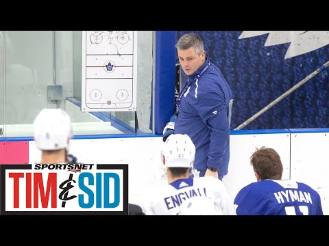 Breaking Down Keefe's Impact With Tyson Barrie & Maple Leafs | Tim And Sid
