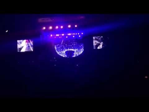 Elton John live Midtown Music Festival