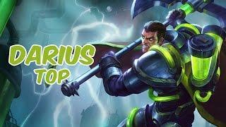 Darius Top vs Garen - Diamond - Season 5 - Patch 5.16