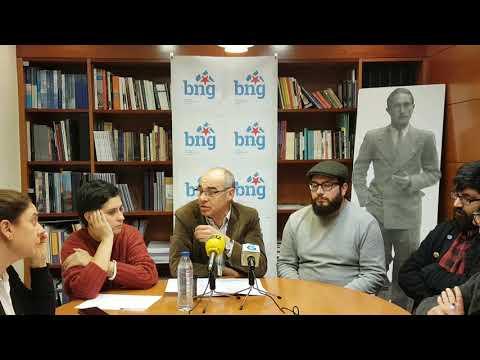 Rolda de prensa sobre a viaxe Bruxelas na defensa da Ría do Burgo