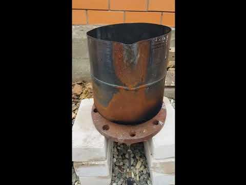 Плавка свинца. Сколько получается чистого свинца после переплавки шиномонтажных грузиков?