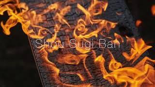 Shou Sugi Ban - Bois brûlé - Bardage extérieur