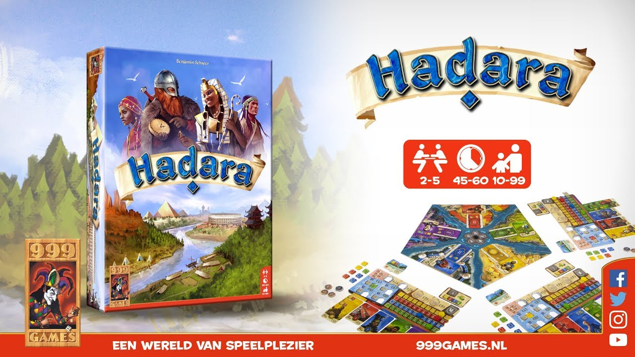 999 Games Hadara Trailer 999 Games