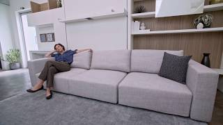 Swing Sectional | Resource Furniture