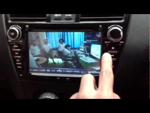 TV DVD 2 DIN NEW VIOS TESTED