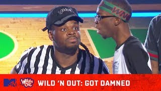 Karlous Miller Leaves Nick Cannon Running For Cover  😂 ft. Goodie Mob | Wild \'N Out | #GotDamned