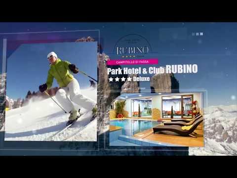 UNION HOTELS CANAZEI CAMPITELLO DI FASSA 1 Min. video   FAMILY GROUP   HOTELS & CLUBS