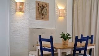 Dining Room Makeover: Diy Wall Décor With Wall Panels