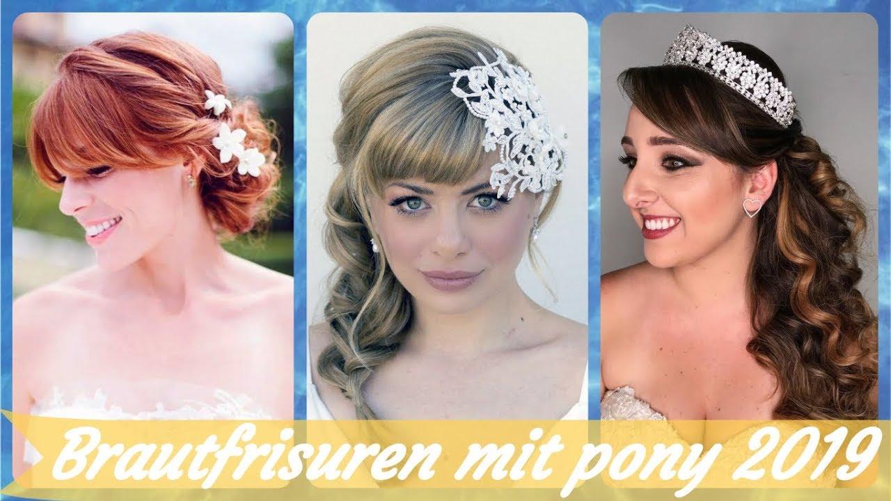 10 Neue Brautfrisuren Zum Heute Zu Versuchen 2019 2020