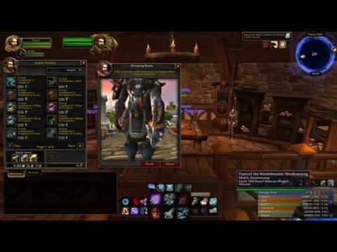 Warlord of Draenor - Warlords Season 1 Hunter Pvp Gear Set