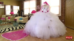 Tight Tight Tight BOOM Dress | My Big Fat American Gypsy Wedding