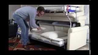 Stacking Bunk Bed Sofa Bed - Santambrogio Sofas