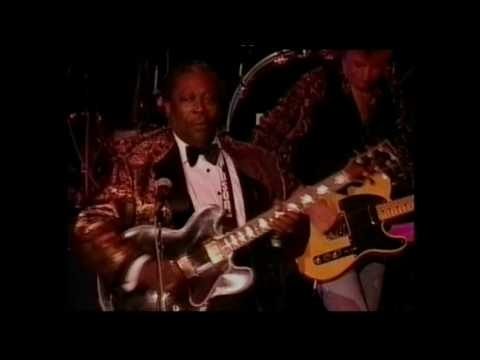 1991 Terry Williams & BB King - The thrill is gone
