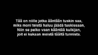 Kymppilinja - Äänetön kuolema + lyrics