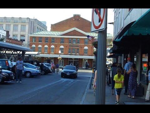 Downtown City Market in Roanoke VA