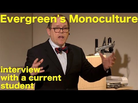 Inside Evergreen's Monoculture | Interview with a Current Student