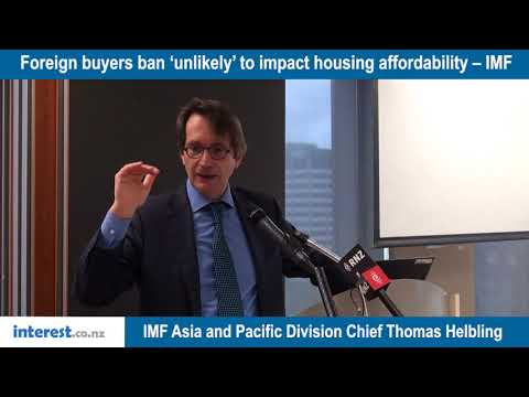 Foreign buyers ban 'unlikely' to impact housing affordability – IMF