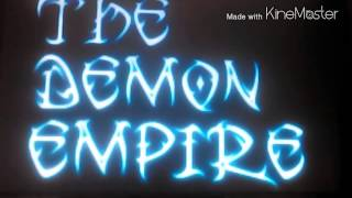 THE DEMON EMPIRE