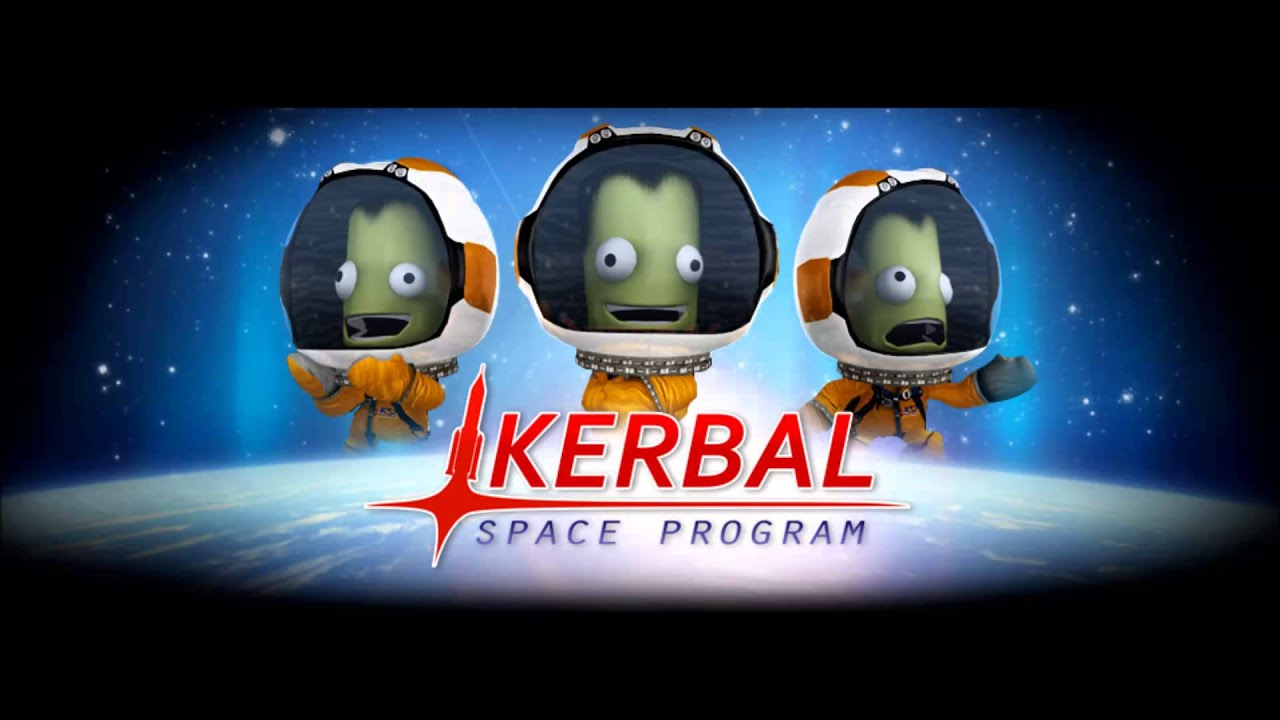 Kerbal Space Program - Build Mode (Track 1) - YouTube