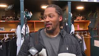 Eagles Press Pass: T Will Beatty (12/15/17)