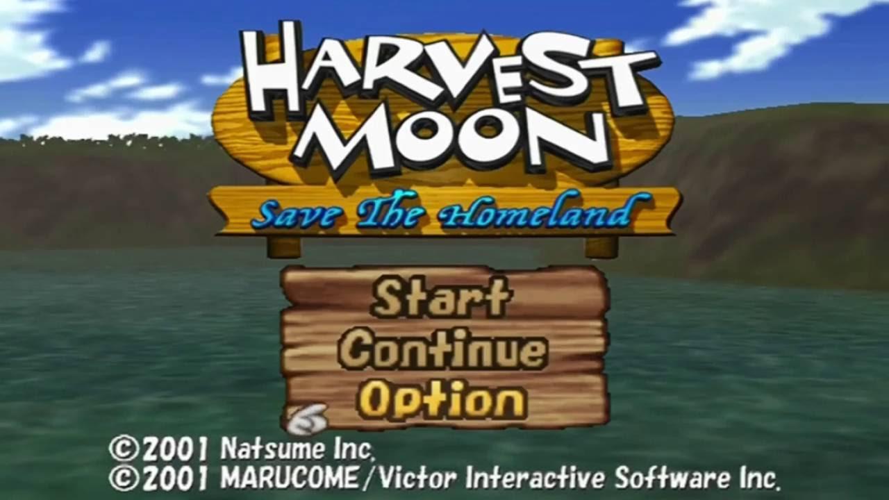 Let's Stream Harvest Moon: Save The Homeland 01