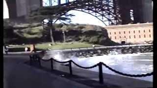 Paul Barrier Under The Golden Gate Bridge 2 Thumbnail