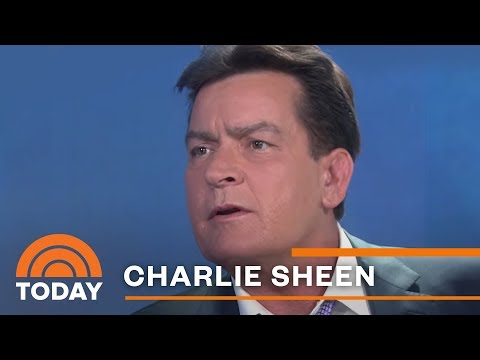 Charlie Sheen: 'I'm HIV Positive,' Paid Many Who Threatened To Expose Me  TODAY
