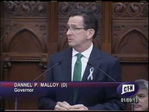 Governor Malloy's 2013 State of the State Address