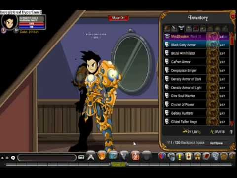 AQW all TEN Juggernaut of Nulgath items + More videominecraft ru