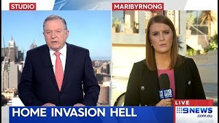 Africans Golf Club Bash Home Invasion Victims.(Maribyrnong) Nine + Seven News