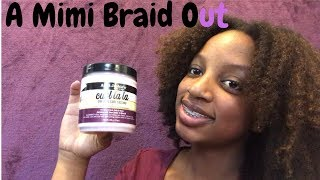 How To: Braid Out (Mimi style)