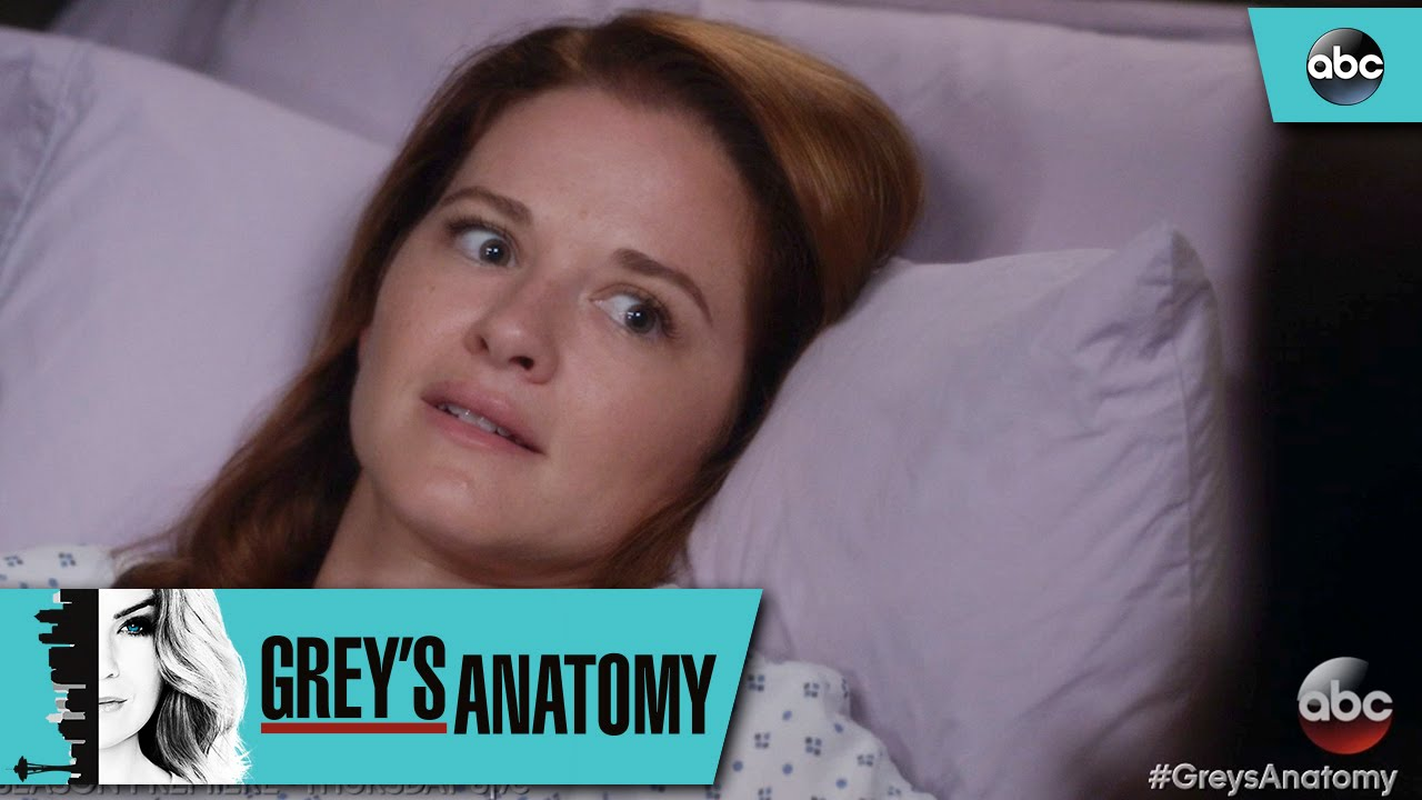 April & Jackson\'s Baby Name Sneak Peek - Grey\'s Anatomy - YouTube