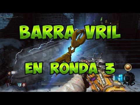 CONSEGUIR LA BARRA VRIL EN RONDA 3 | DER EISENDRACHE