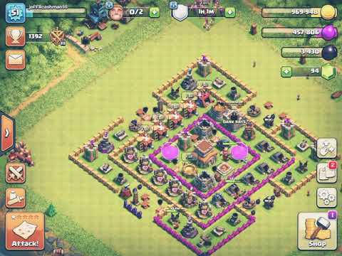 How To Invite Someone To Your Clan (clash Of Clans)
