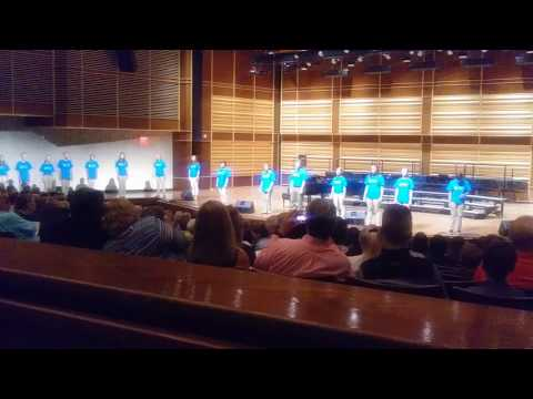 Knollcrest Music Camp Choir- When You Believe (part 2), Ukuthula, Traditional South African