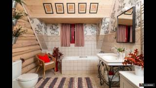 видео Ванная комната в английском, французском стилях, фото дизайнов